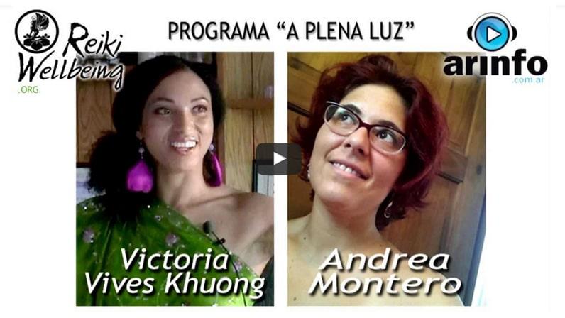 """Entrevista para Radio Arinfo, programa """"A Plena Luz"""""""