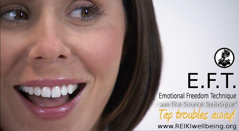 EFT emotional freedom technique