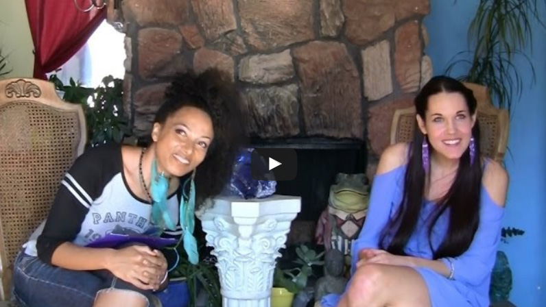 TEAL SCOTT Interview by VICTORIA VIVES ~ Starseed Indigo