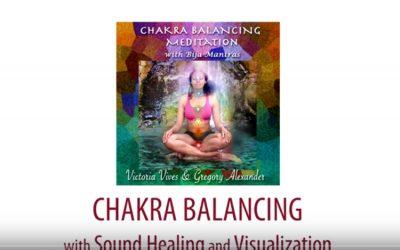 Chakra Balancing Meditation (With Bija Mantras)