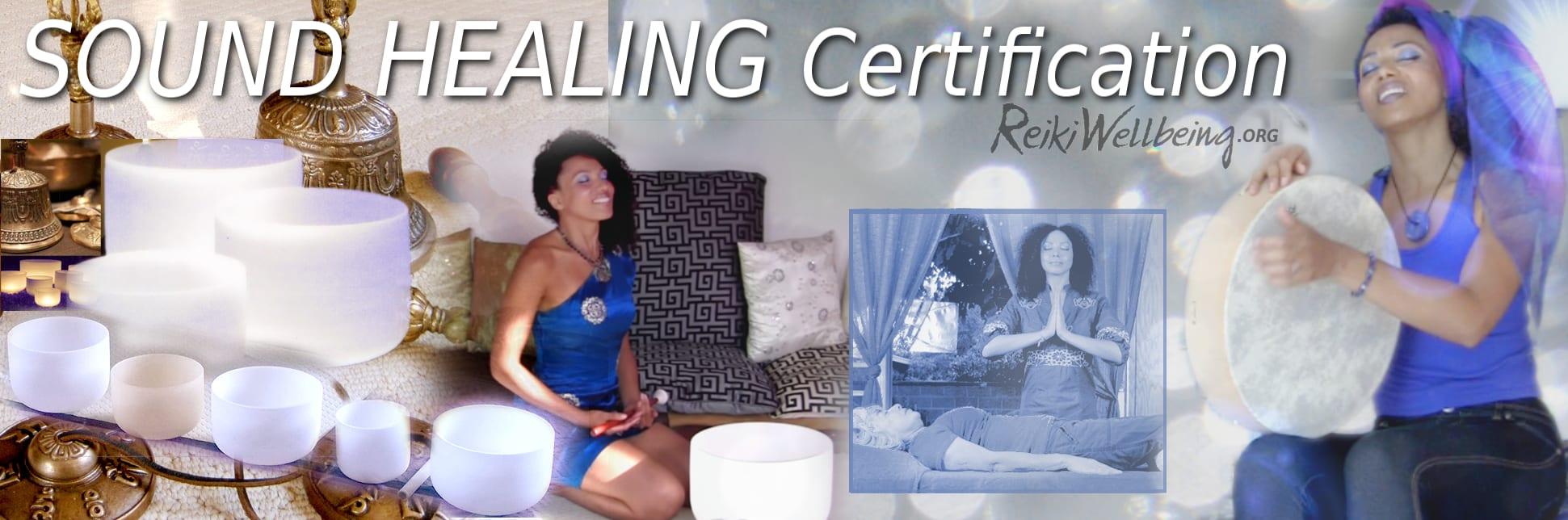 Sound Healing Certification