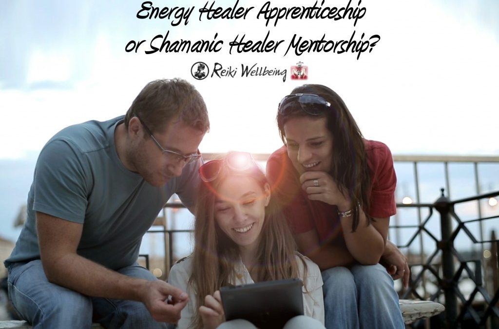 Shamanic Mentorship or Energy Healer Apprenticeship?