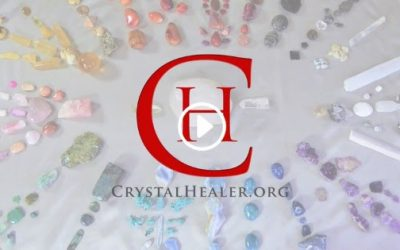Crystal Healer Level I & II Online Certification Courses
