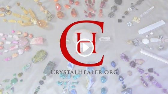 Crystal Healer Level I & II Online Certification Courses