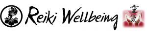 an image with a logo of reiki wellbeing organization
