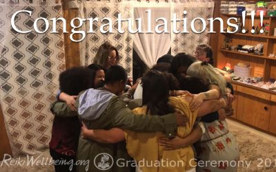 Healing Family Graduation 2018!