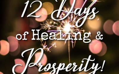 12 Days of Prosperity ~ Day 2