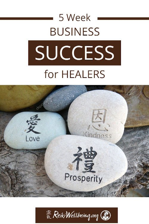 Business Success for Healers